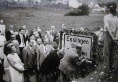 Im Jahre 1972 trat die selbstständige Gemeinde Eßlingen der Stadt Tuttlingen als erster Stadtteil bei.